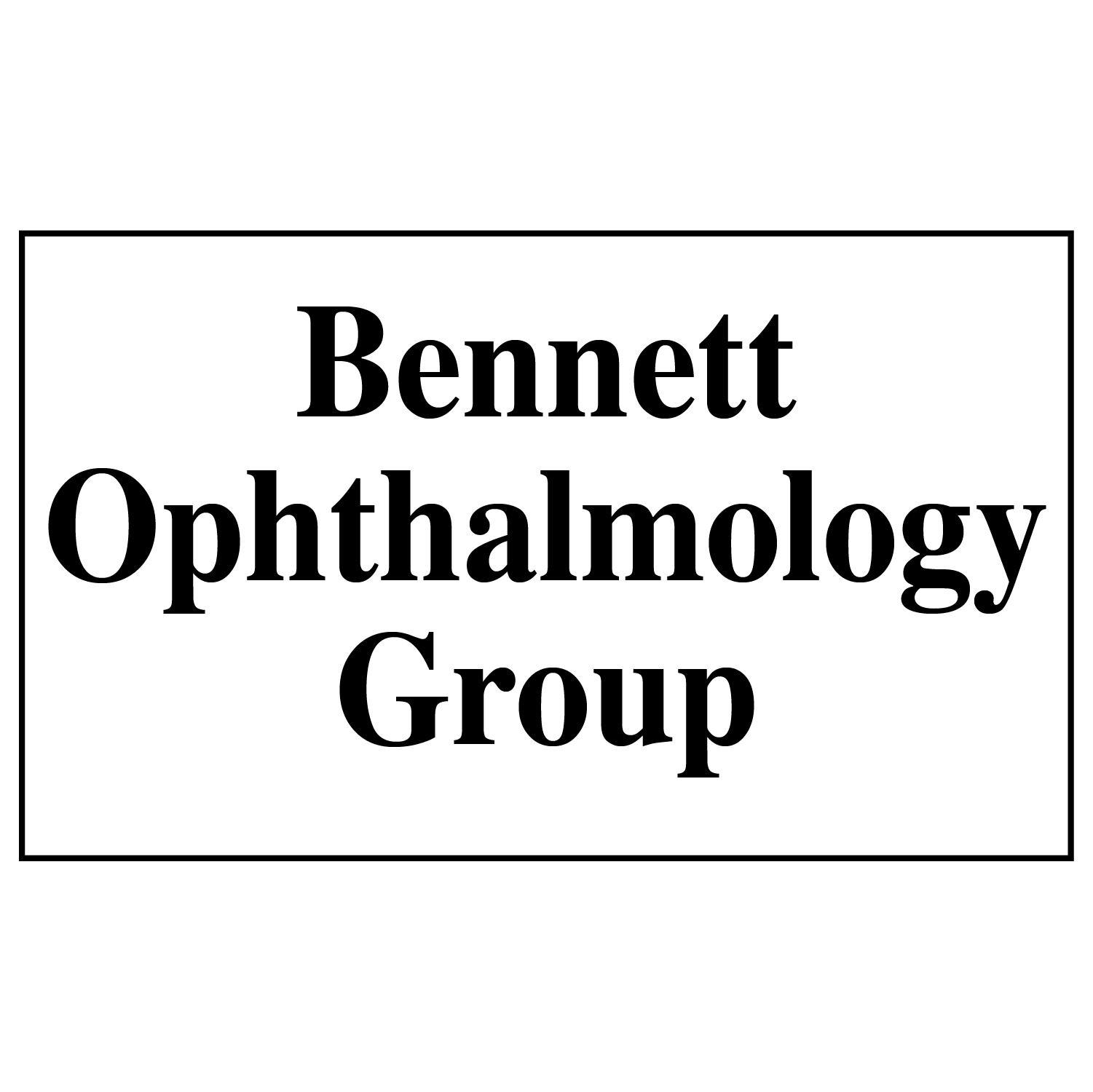 CAC Sponsor Logos_Bennett Ophthalmology Group