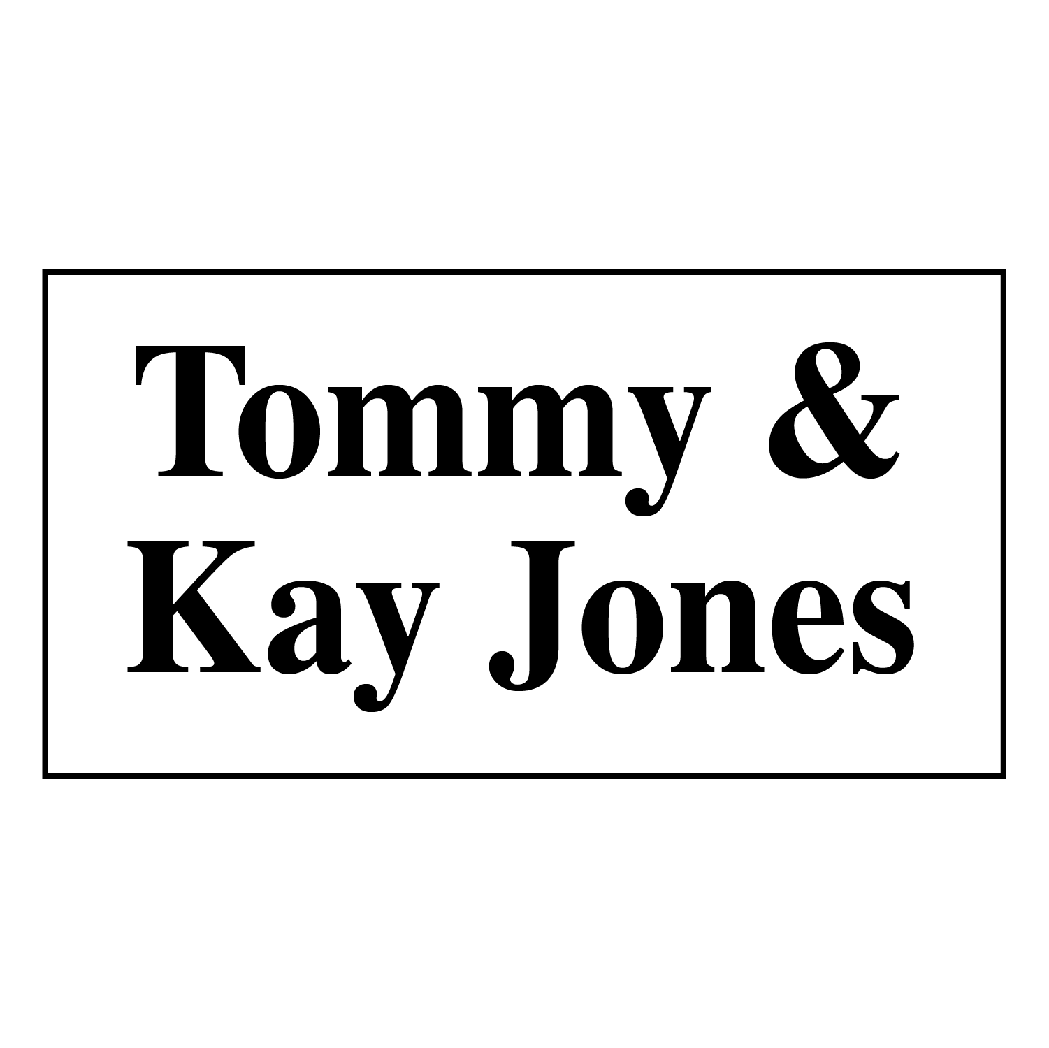 CAC Sponsor Logos_Tom & Kay Jones