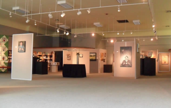 CAC Main Gallery Space
